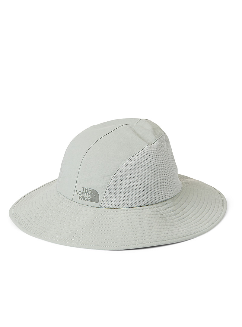 The North Face Silver Breathable panel bucket hat for women