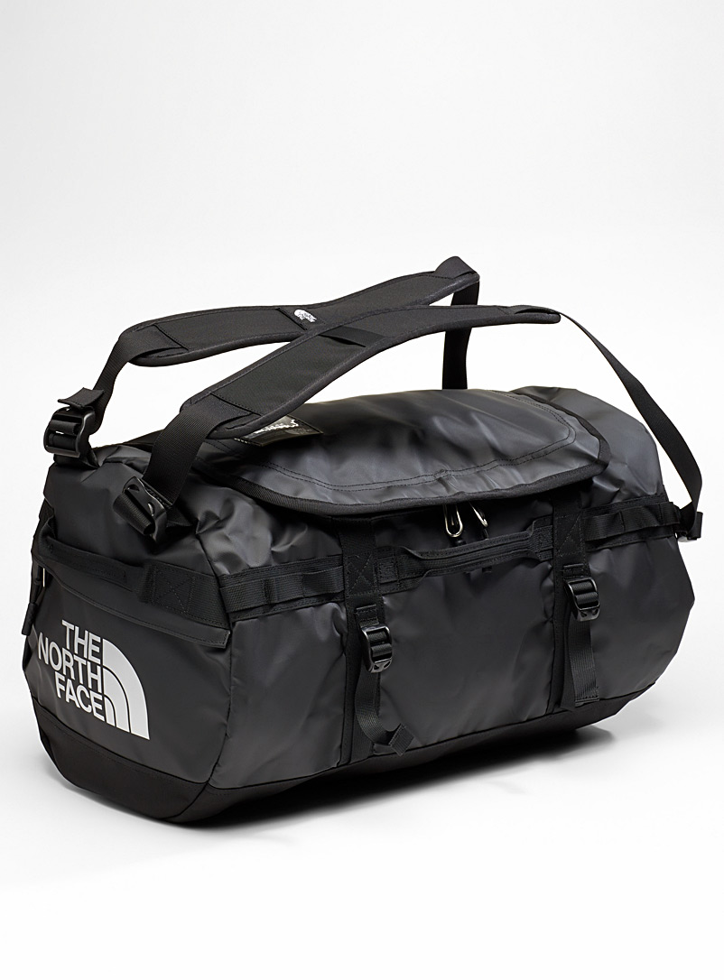 The North Face Black Base Camp weekend bag for men