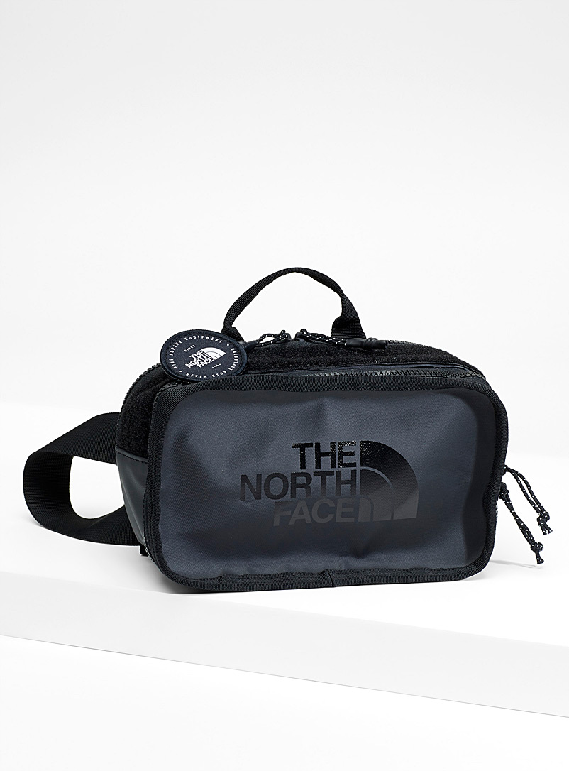 The North Face: Le sac banane Explore Noir pour homme