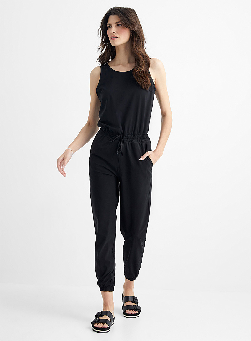 Never Stop Wearing stretch jumpsuit