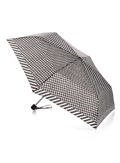 Simons Dark Grey Incognito umbrella for women