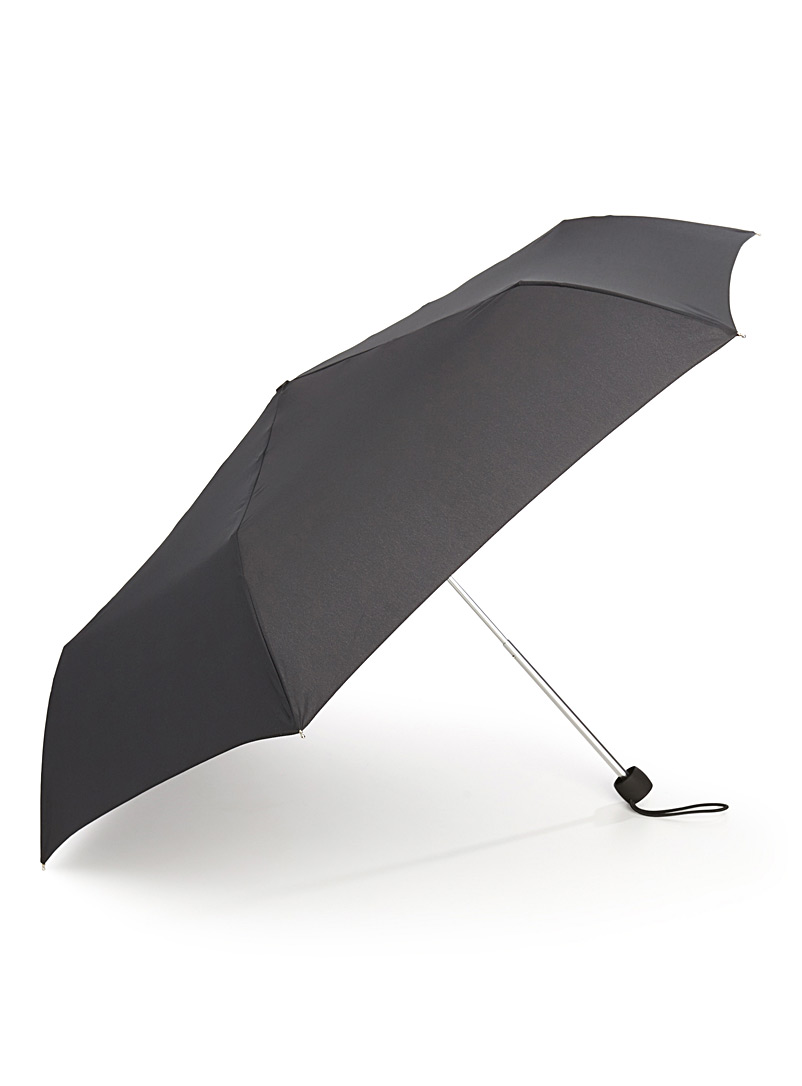 Simons Black Essential black umbrella for women