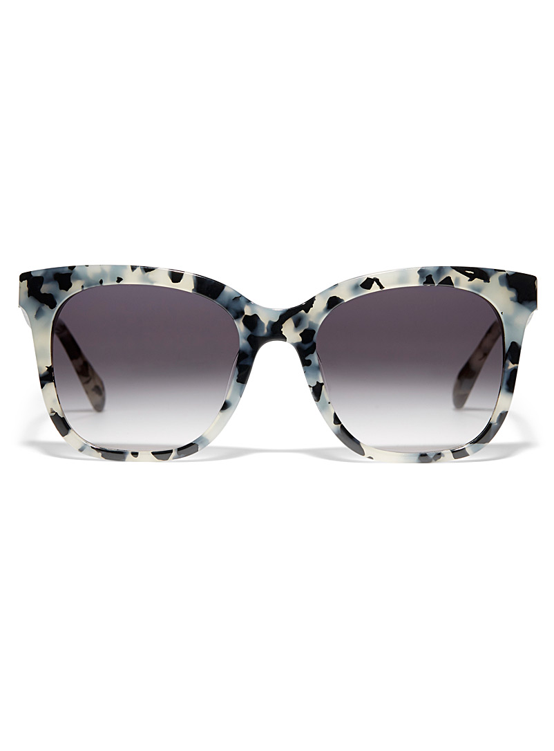 Fossil Assorted Elie square sunglasses for women