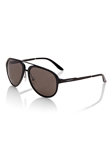 Signature aviator sunglasses