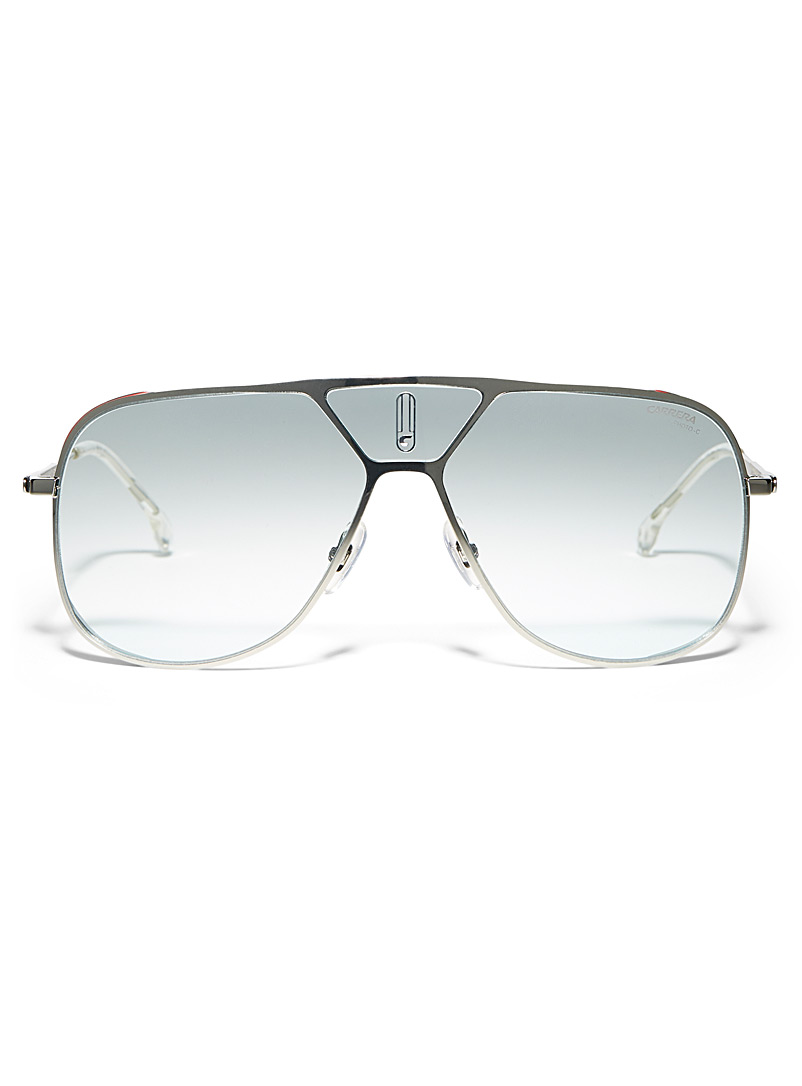 Carrera Baby Blue LENS3S aviator sunglasses for men