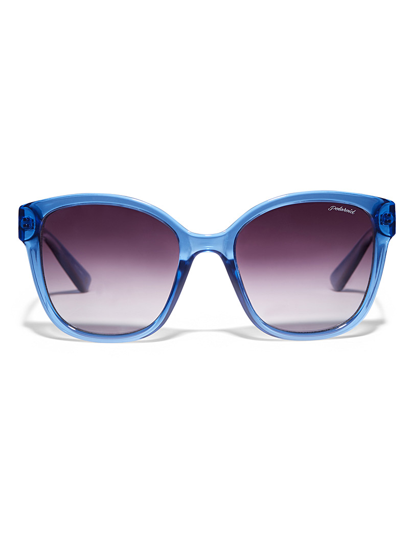 PLD 4070/S/X cat-eye sunglasses - Designer - Baby Blue