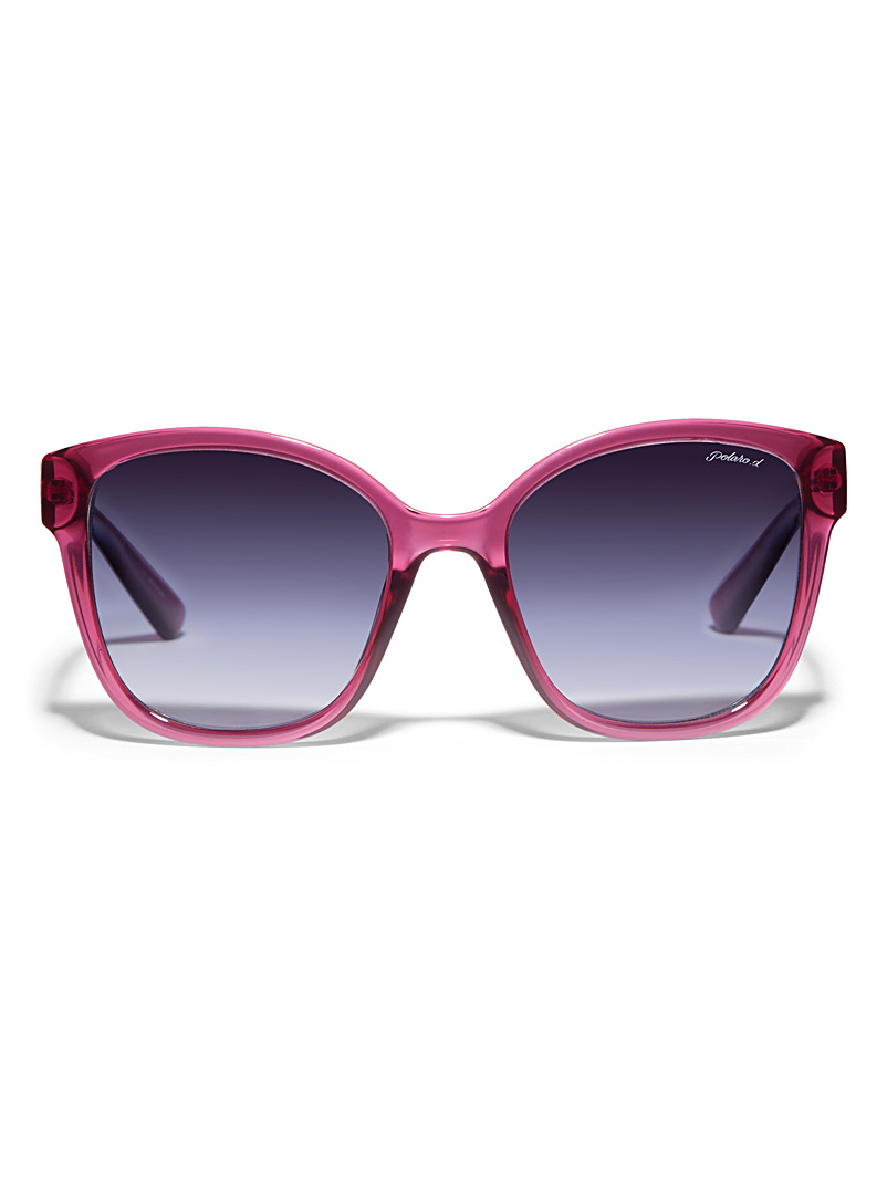 PLD 4070/S/X cat-eye sunglasses - Designer - Cherry Red
