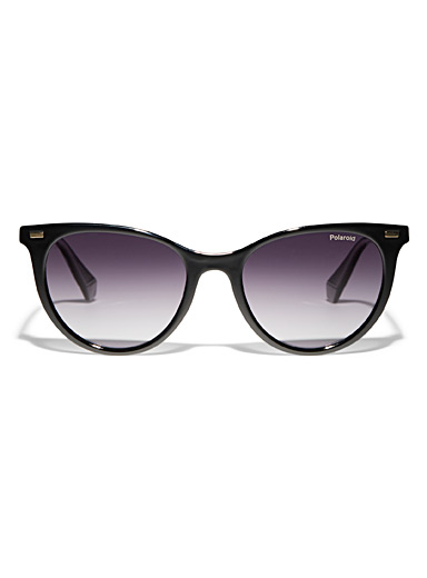 Polaroid eco-friendly cat-eye sunglasses