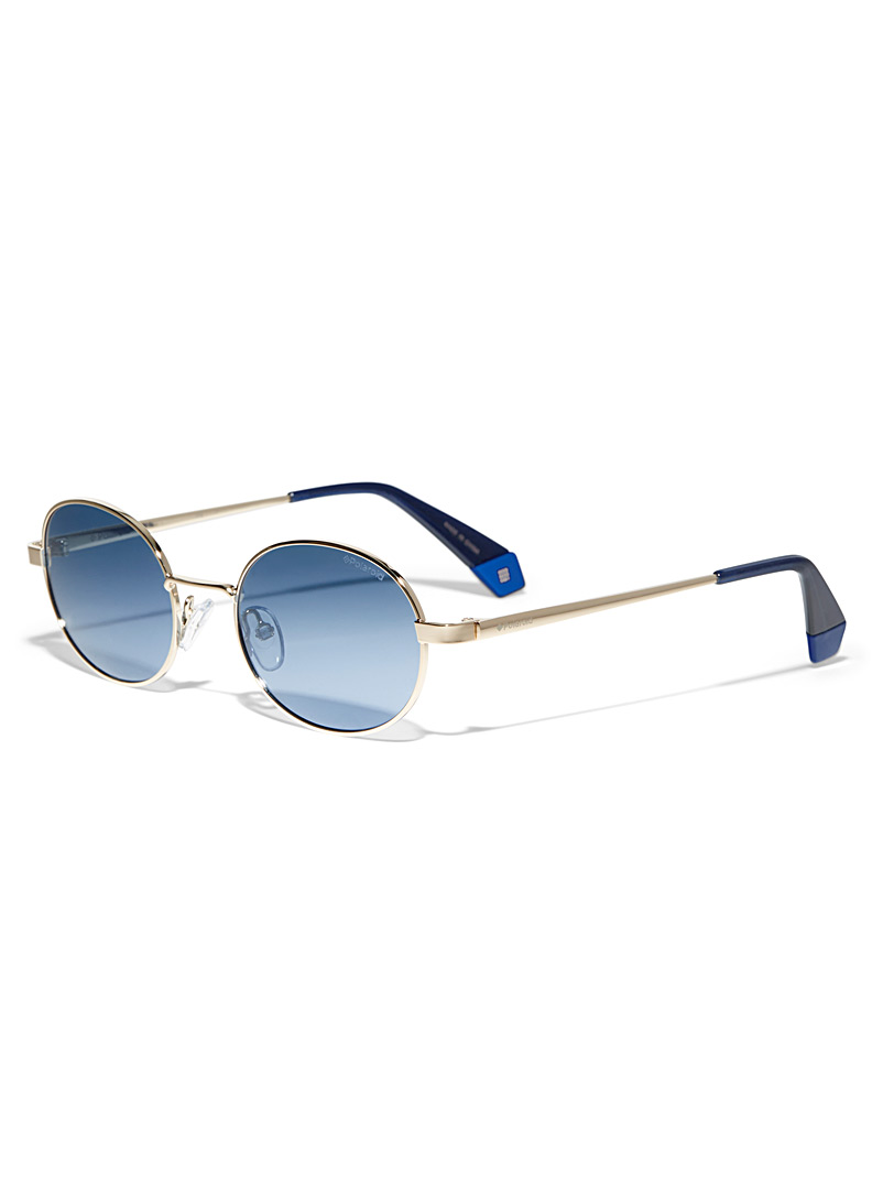 Tinted oval sunglasses - Others - Assorted