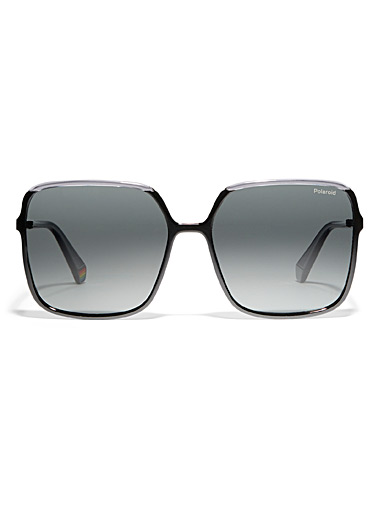 XL square sunglasses