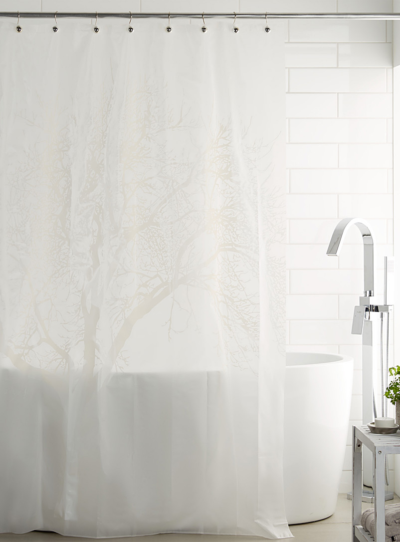 Tree EVA shower curtain - Eco-friendly Peva - Assorted