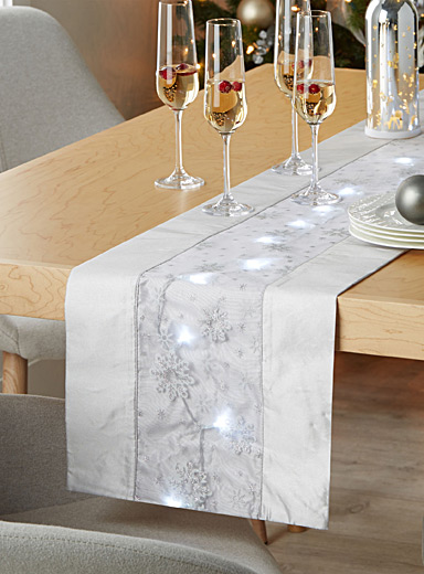 Illuminated table runner  13&quote; x 72&quote;