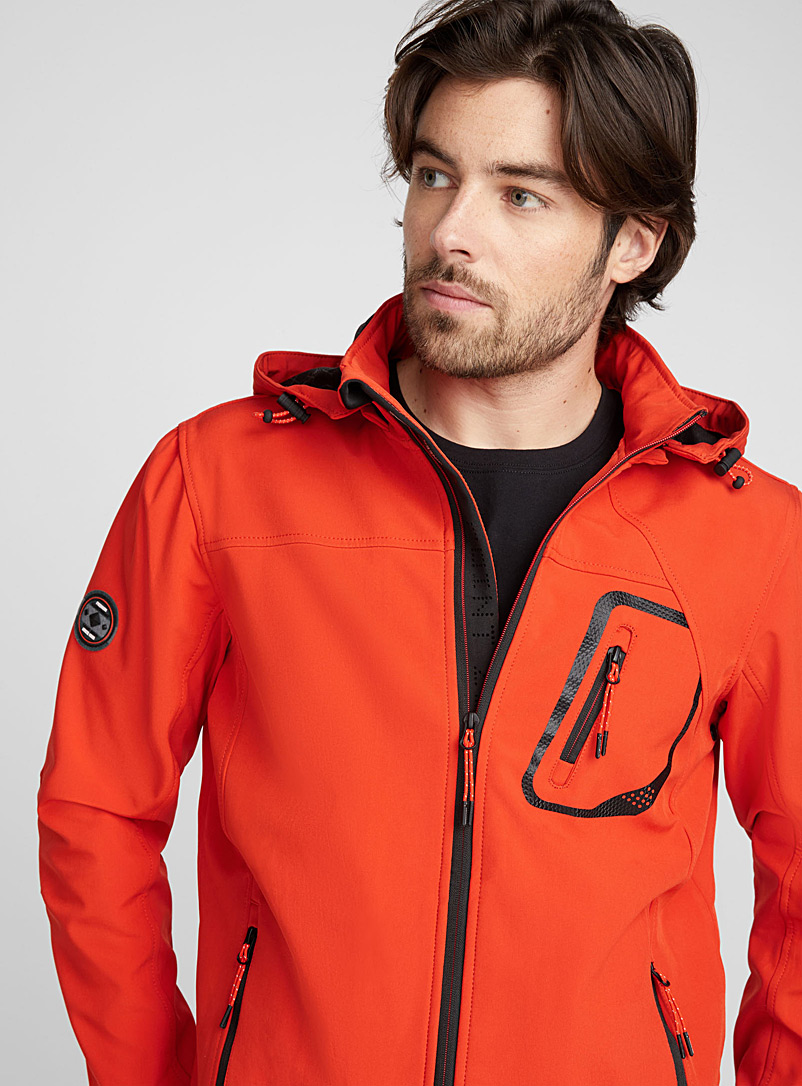 Soft shell jacket - Jackets & Vests - Orange