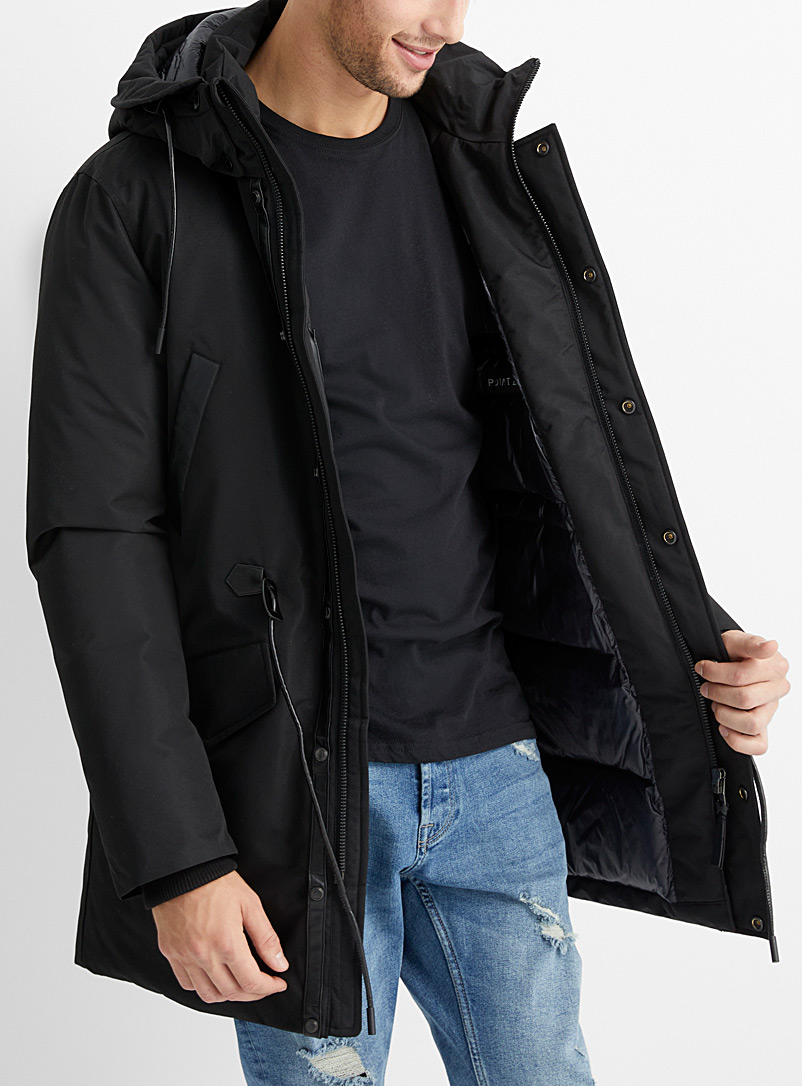 Harrison down parka