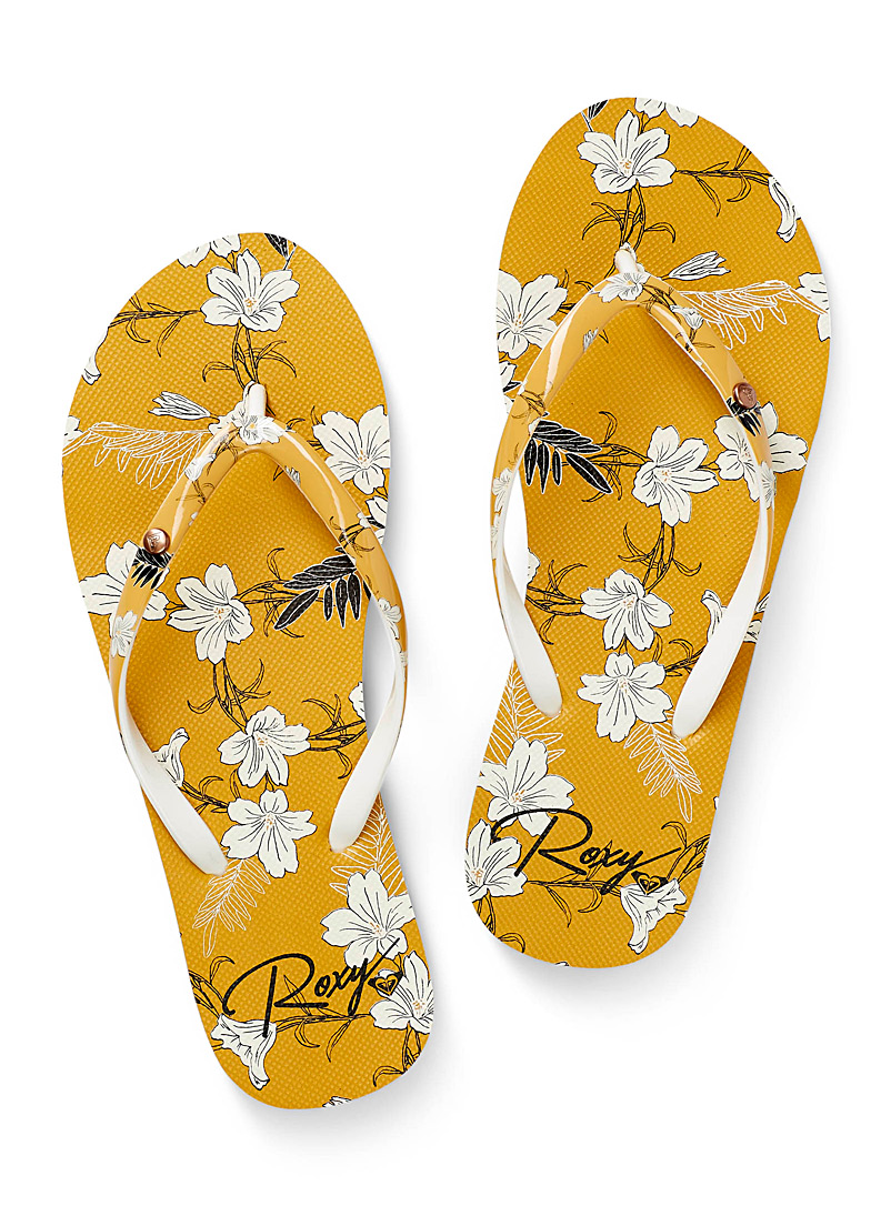 Portofino flip-flops - Sandals - Medium Yellow