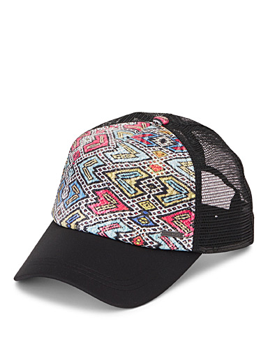 Summer colours trucker cap