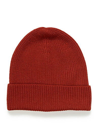 Merino wool tuque