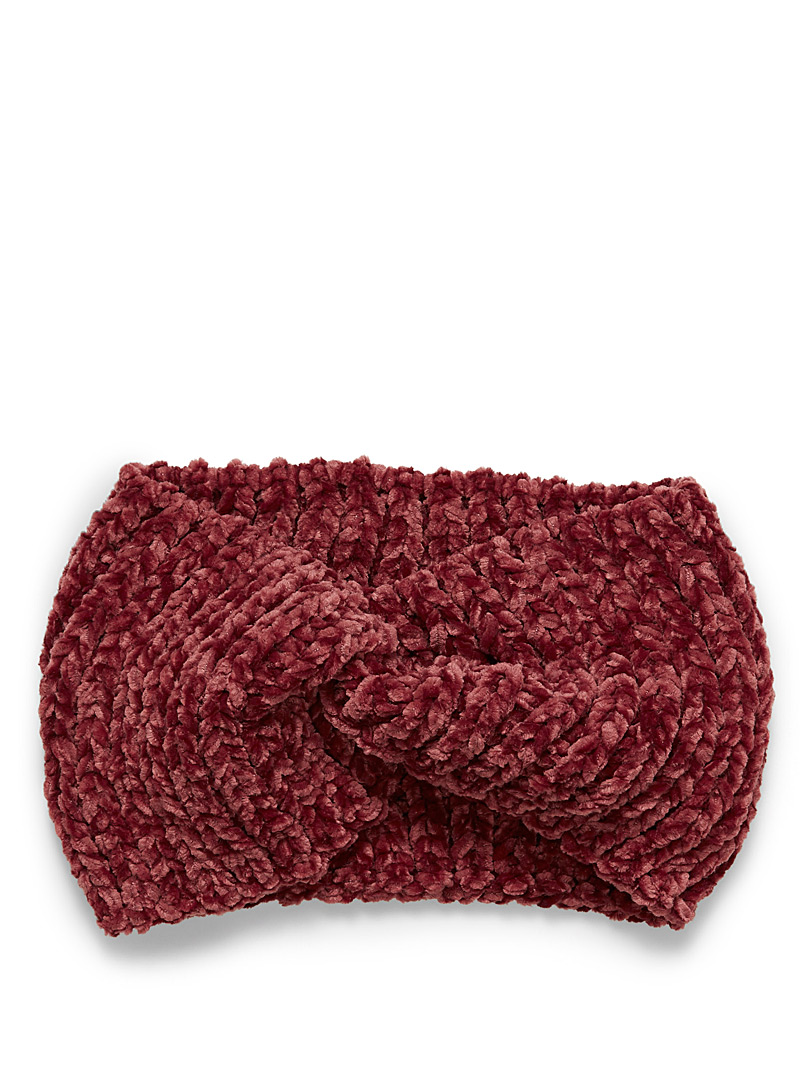 twisted-chenille-knit-headband