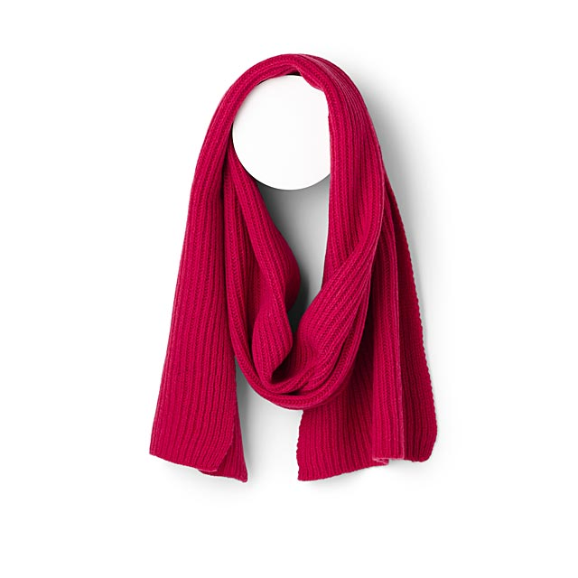 vibrant-pure-wool-knit-scarf