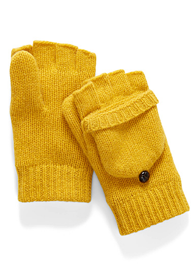 Essential flip-top gloves