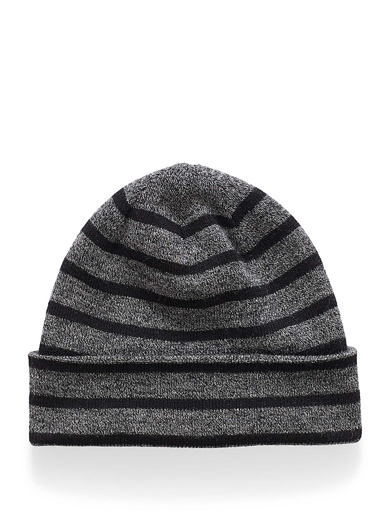Nautical merino tuque - Tuques - Oxford