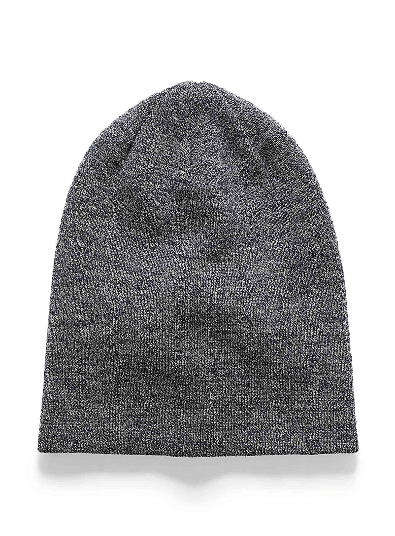 Nautical merino tuque - Tuques - Dark Blue