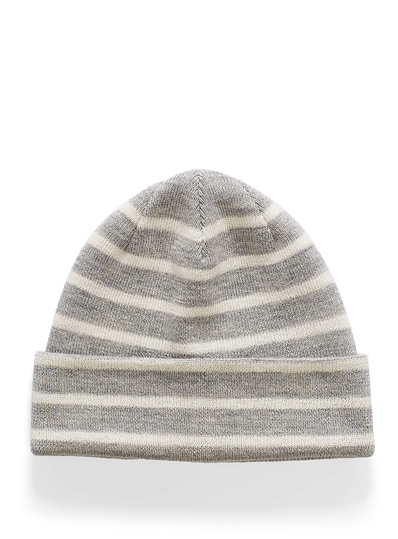 Nautical merino tuque - Tuques