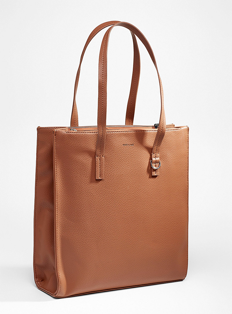 Matt & Nat Brown Canci PURITY tote for women