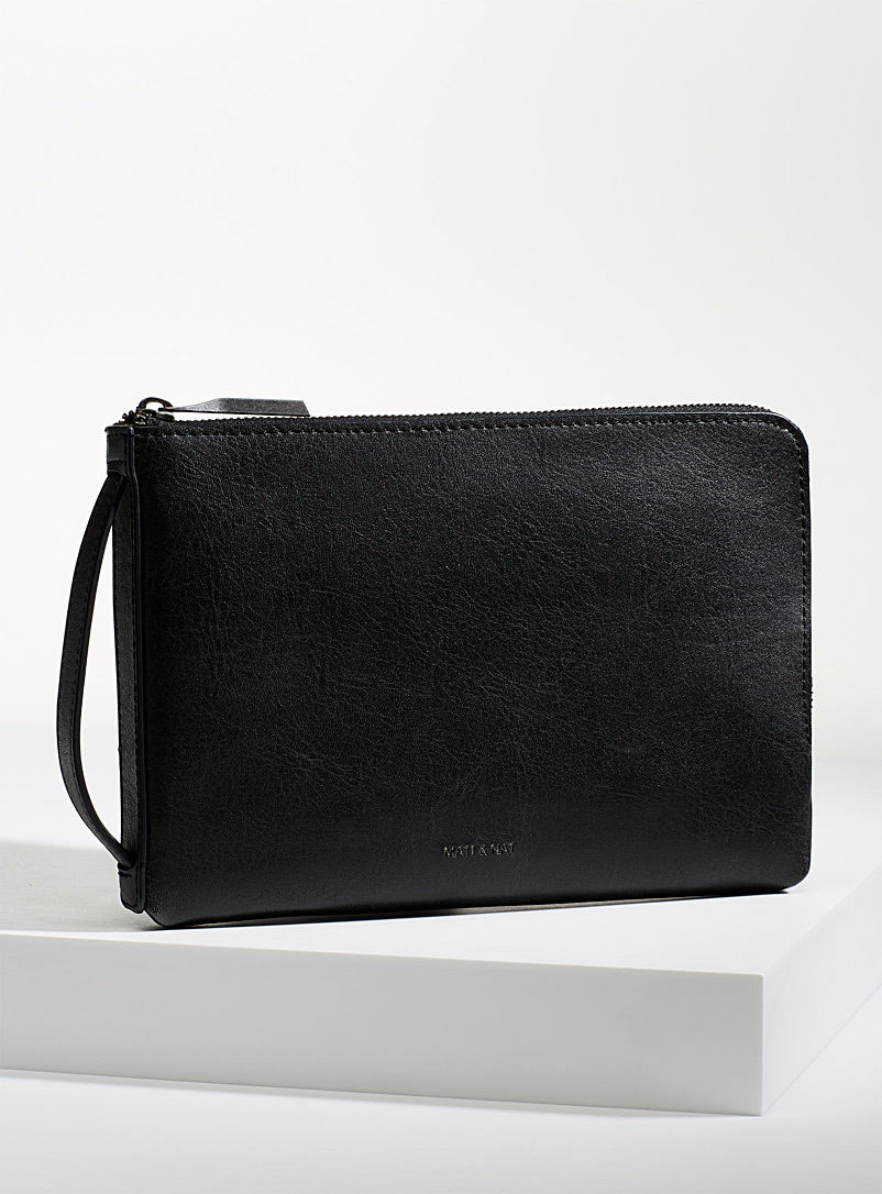 Matt & Nat Black Sevalg wallet for women