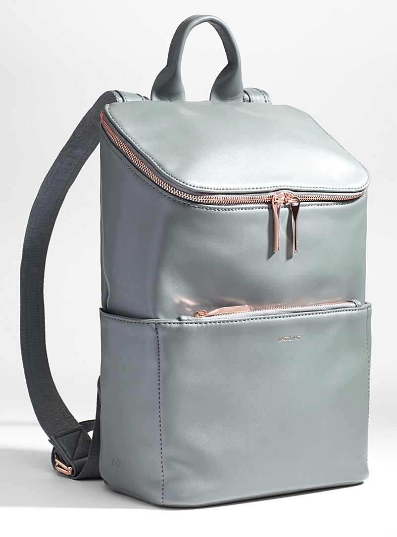 Brave boxy backpack - Backpacks - Khaki