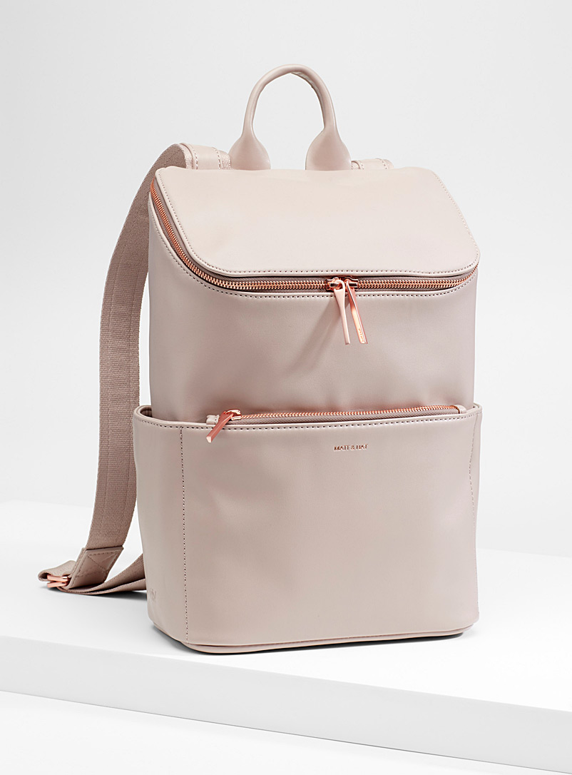 Brave boxy backpack - Backpacks - Cherry Red