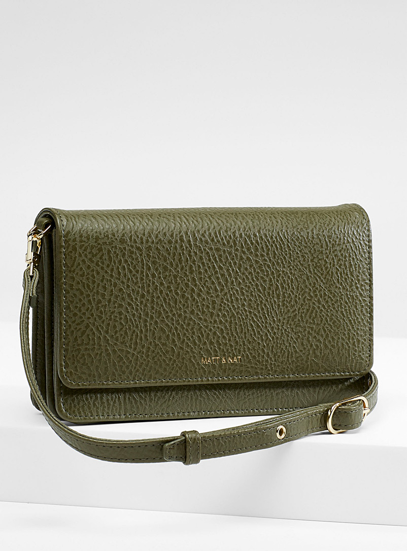 Bee clutch - Clutches and Minaudieres - Khaki