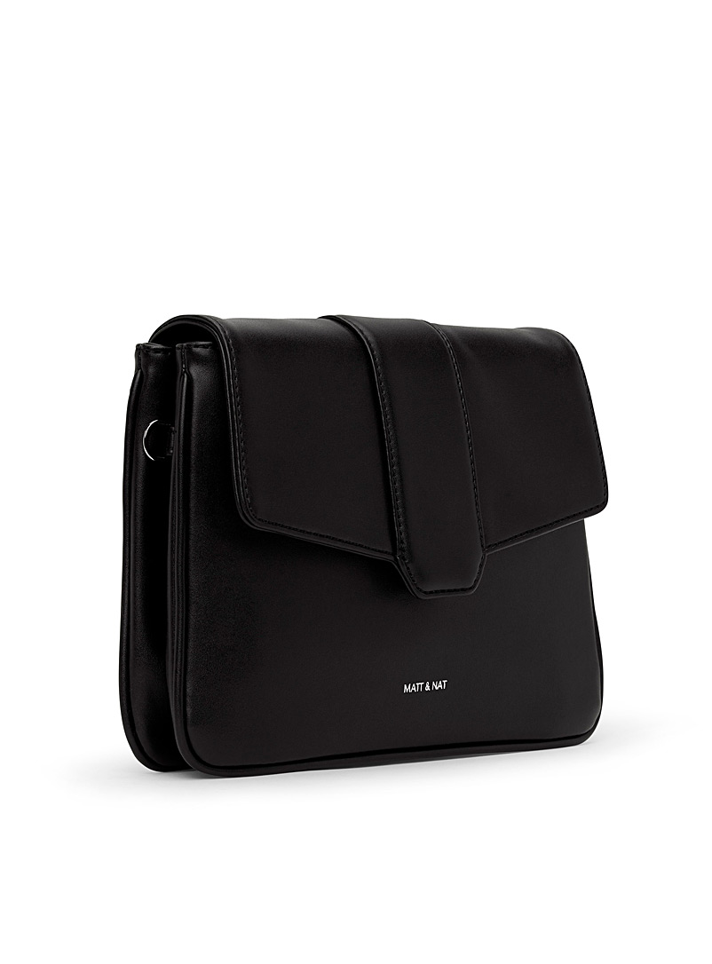 Matt & Nat Black Ito shoulder bag for women