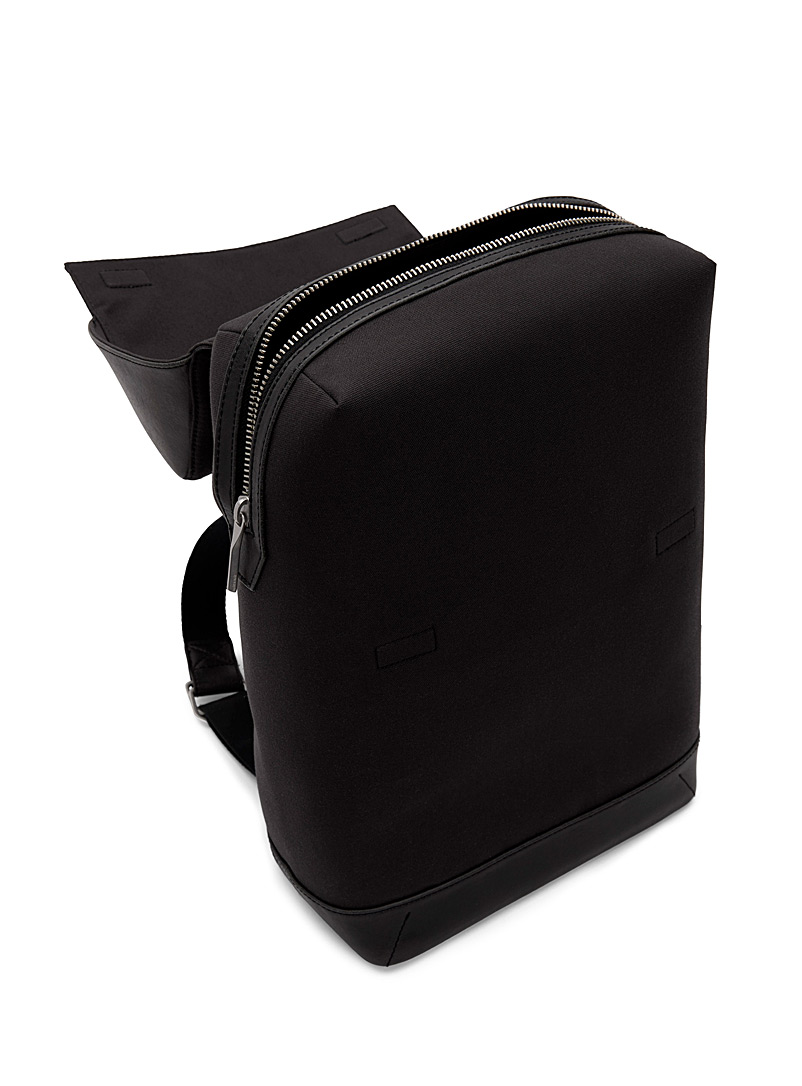 Matt & Nat Black Hoxton backpack for men