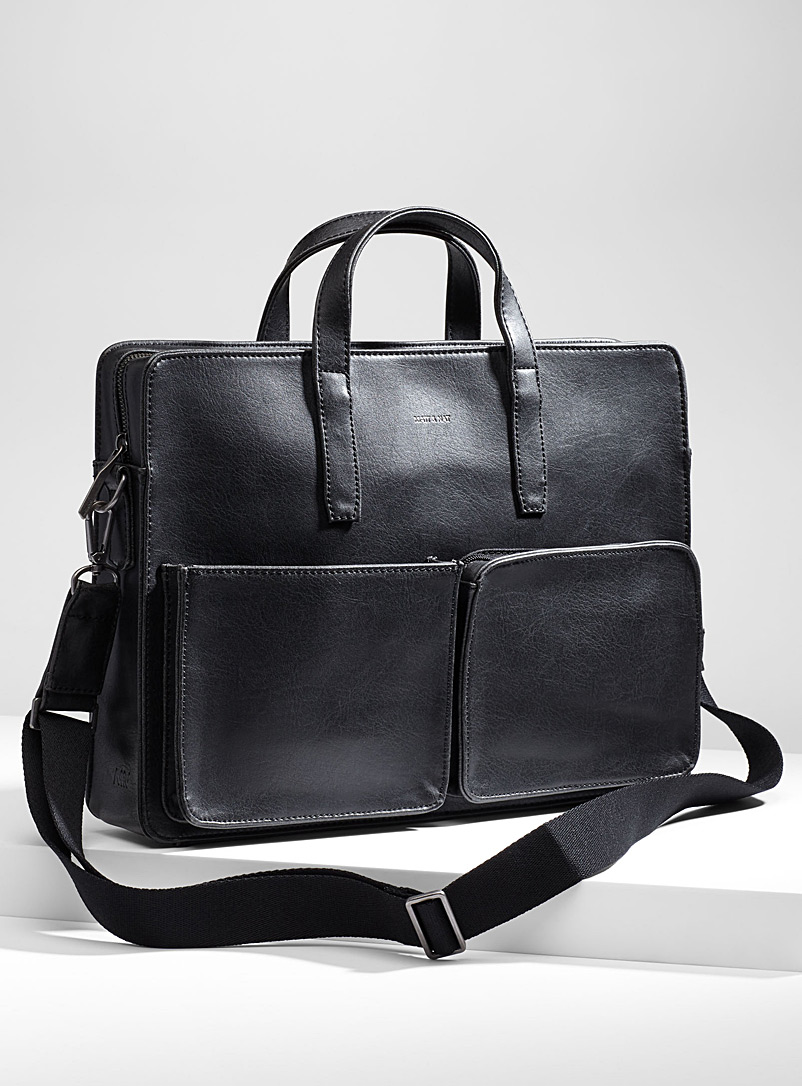 Soren case - Messenger Bags & Briefcases - Black