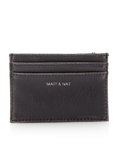 Max distressed card holder