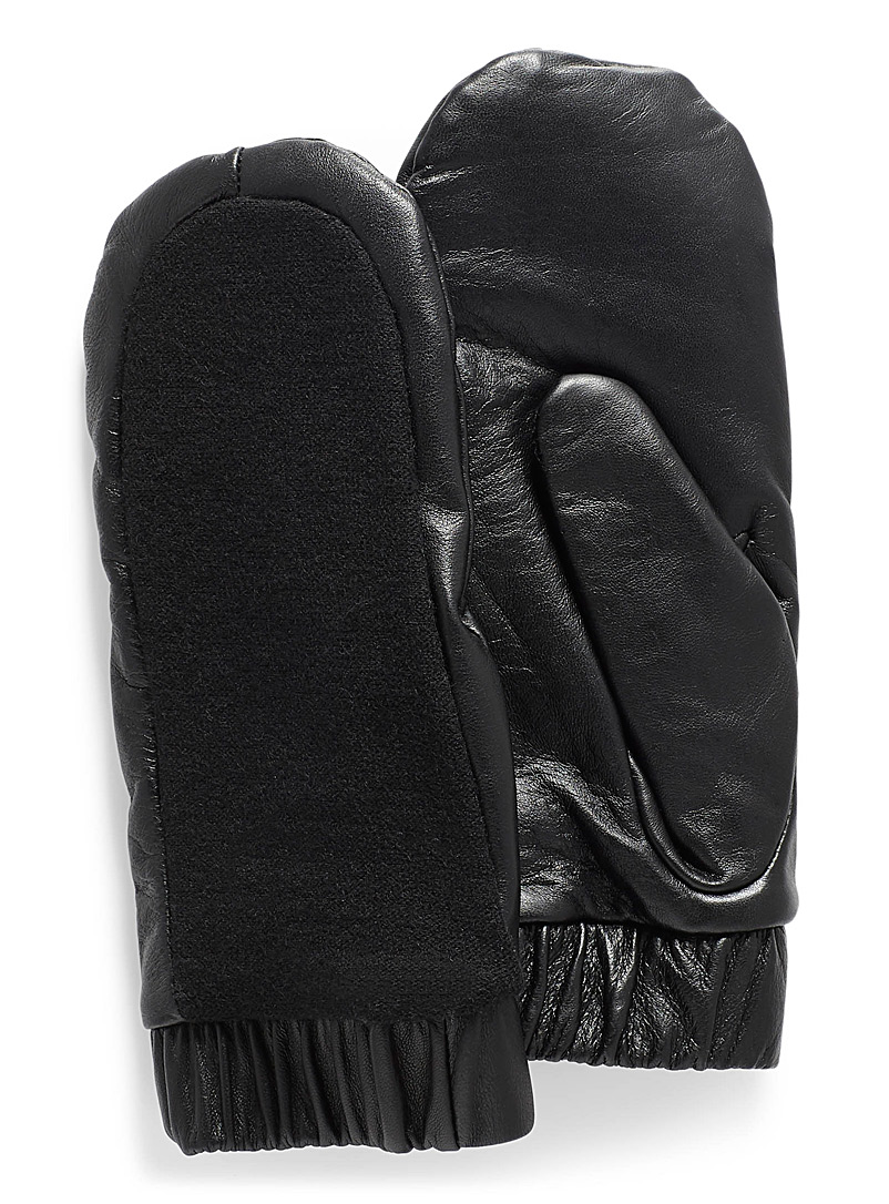 leather-and-wool-mittens