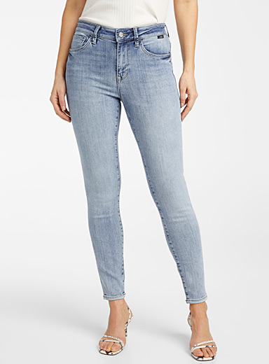 Tess faded skinny jean