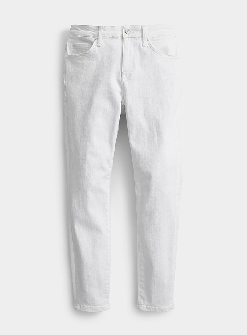 Mavi Jeans White White Tess skinny jean for women