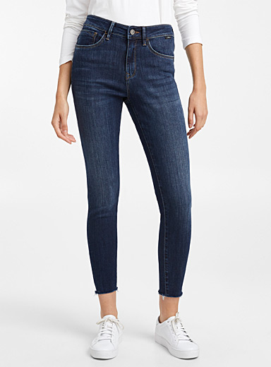 Alissa ankle skinny high-rise jean