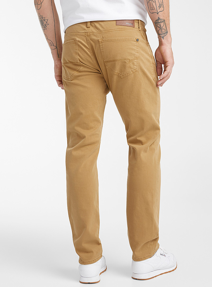 Mavi Jeans Marine Blue Marcus pant  Straight fit for men