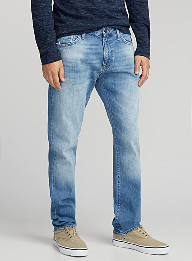 Faded blue Marcus jean <br>Straight fit