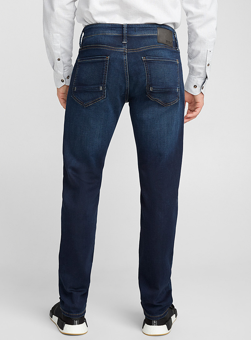 Indigo Jake jean  Slim fit - Slim fit - Marine Blue