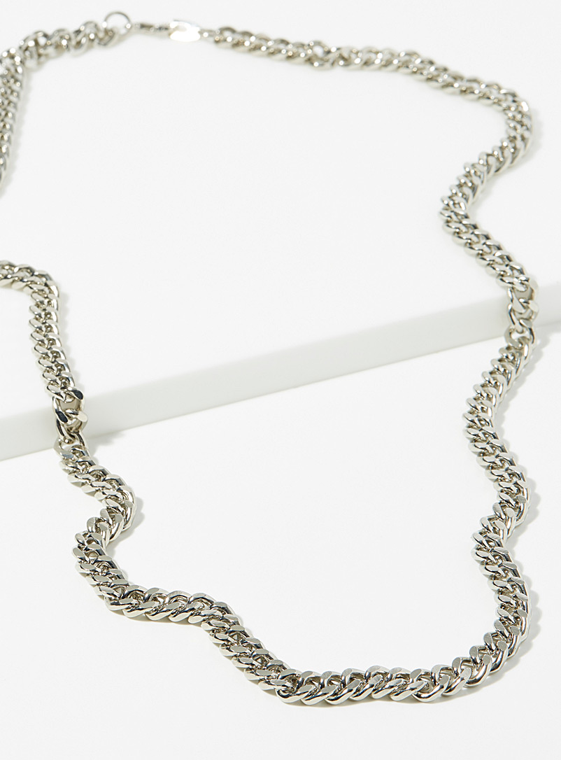 flat-link-necklace