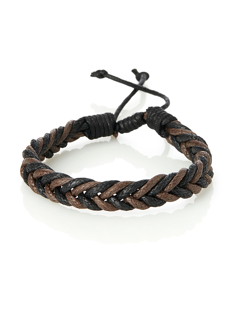 two-tone-braided-bracelet