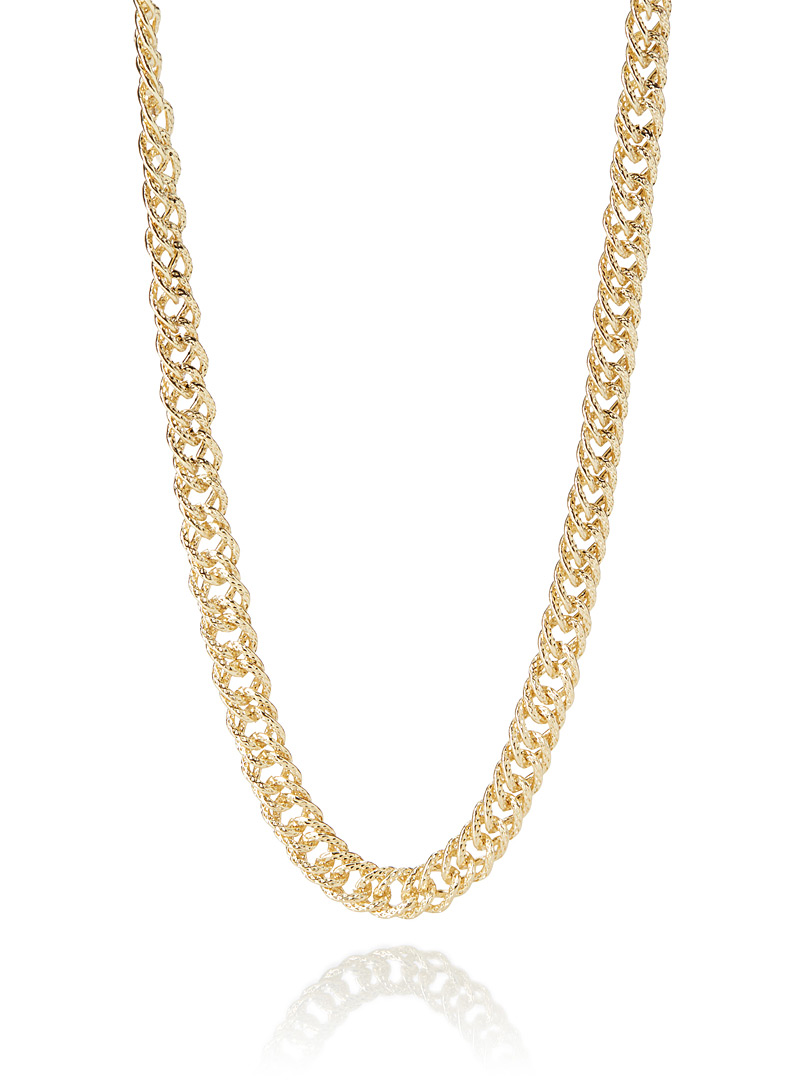 short-textured-chain-necklace