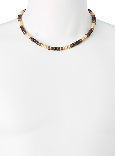 Le collier billes mixtes