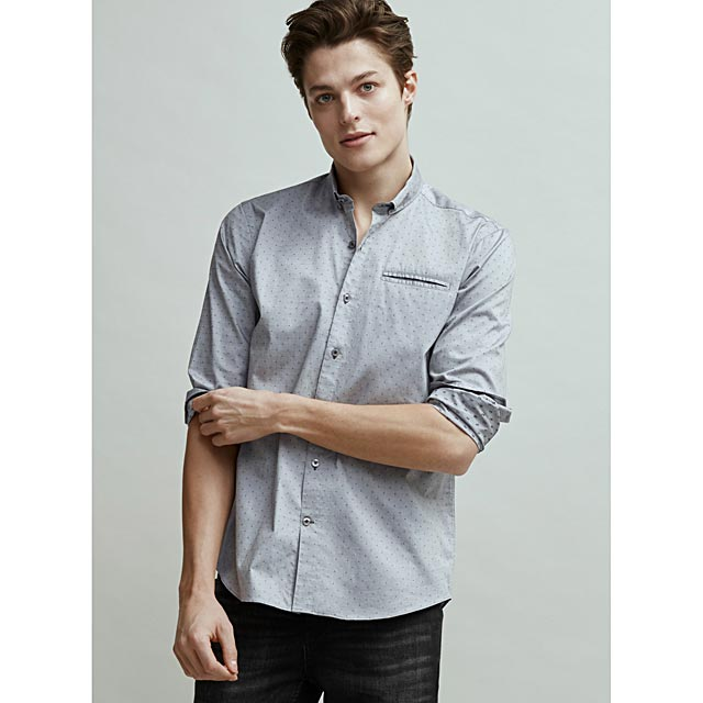 pin-dot-jacquard-shirt-semi-tailored-fit