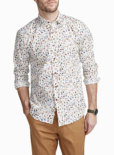 Summer shirt  Semi-tailored fit