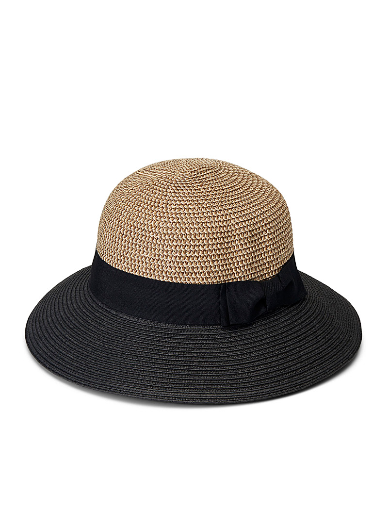 two-tone-cloche-hat